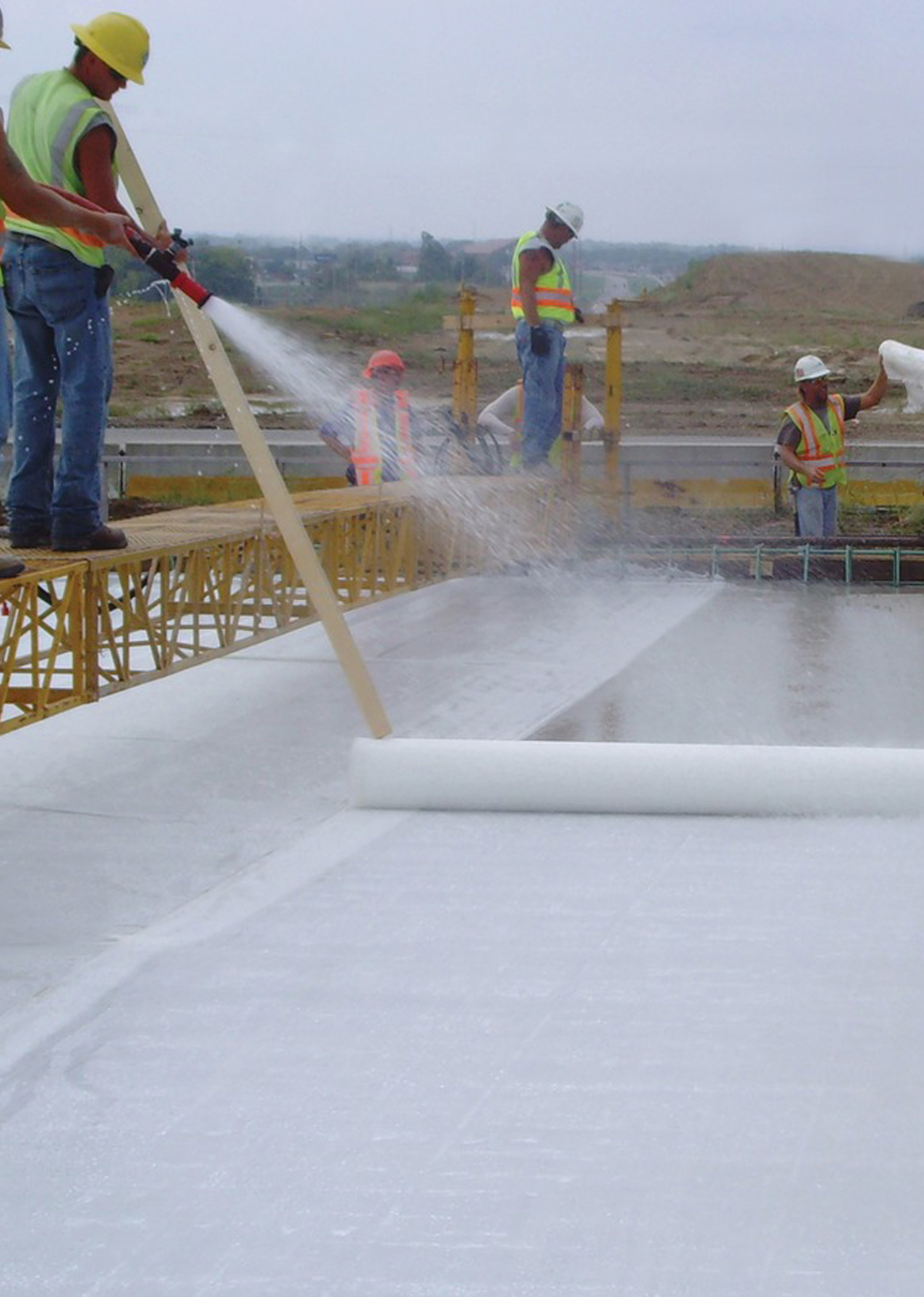 Different Methods Of Curing Concrete Know Before Curing
