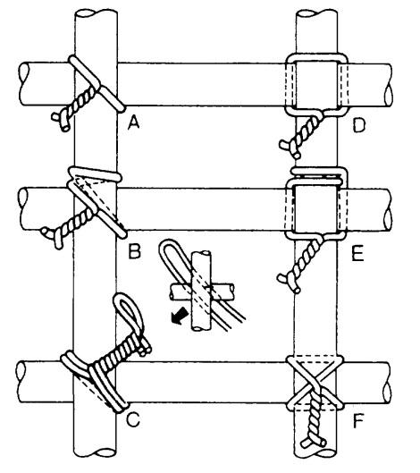 Methods of tying